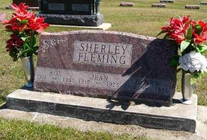 SHERLEY, ROY - Adair County, Iowa | ROY SHERLEY