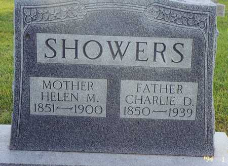 SHOWERS, CHARLES DAVENPORT - Adair County, Iowa | CHARLES DAVENPORT SHOWERS