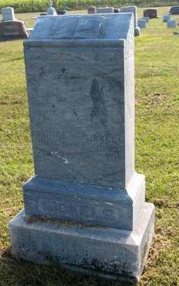 SICKELS, GEORGE A. - Adair County, Iowa | GEORGE A. SICKELS