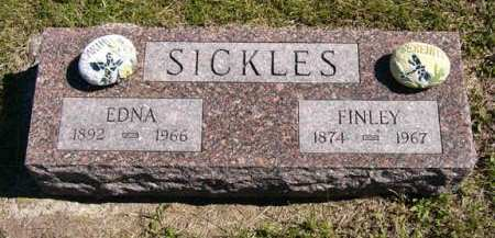 SICKLES, FINLEY - Adair County, Iowa | FINLEY SICKLES