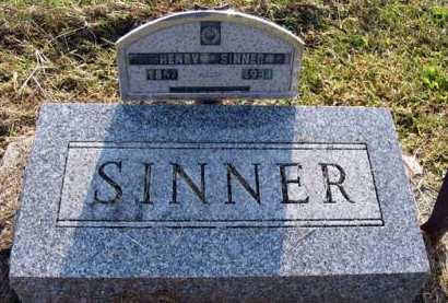 SINNER, HENRY - Adair County, Iowa | HENRY SINNER