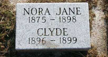 SINNER, CLYDE - Adair County, Iowa | CLYDE SINNER