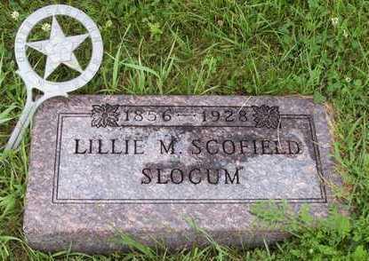 SLOCUM, LILLIE - Adair County, Iowa   LILLIE SLOCUM