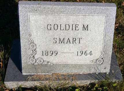 SMART, GOLDIE M. - Adair County, Iowa | GOLDIE M. SMART