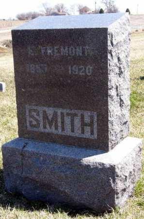 SMITH, E. FREMONT - Adair County, Iowa | E. FREMONT SMITH