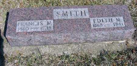 SMITH, FRANCIS M. - Adair County, Iowa | FRANCIS M. SMITH