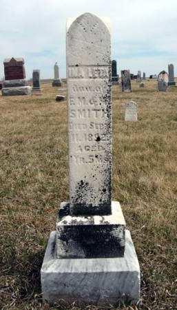 SMITH, INA LETA - Adair County, Iowa | INA LETA SMITH