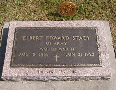 STACY, ELBERT EDWARD - Adair County, Iowa   ELBERT EDWARD STACY