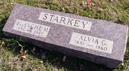 STARKEY, BLANCHE M. - Adair County, Iowa | BLANCHE M. STARKEY