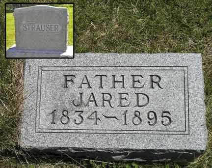 STRAUSER, JARED - Adair County, Iowa | JARED STRAUSER