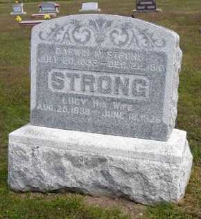 STRONG, LUCY - Adair County, Iowa | LUCY STRONG