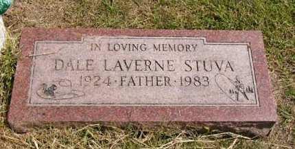 STUVA, DALE LAVERNE - Adair County, Iowa | DALE LAVERNE STUVA