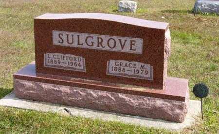 SULGROVE, GRACE M. - Adair County, Iowa | GRACE M. SULGROVE