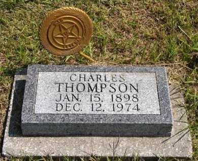 THOMPSON, CHARLES - Adair County, Iowa | CHARLES THOMPSON