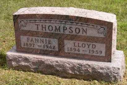 THOMPSON, LLOYD - Adair County, Iowa | LLOYD THOMPSON