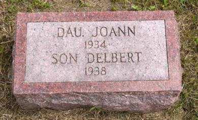 THOMPSON, JOANN - Adair County, Iowa | JOANN THOMPSON