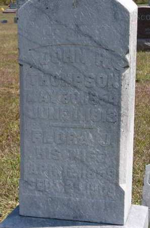 THOMPSON, JOHN H. - Adair County, Iowa | JOHN H. THOMPSON