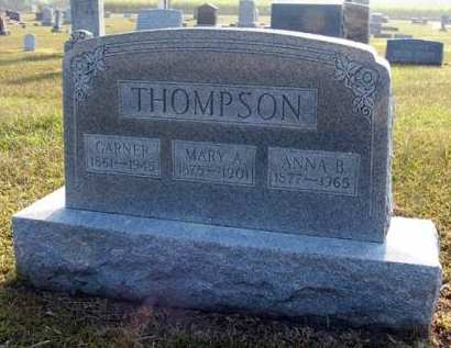 THOMPSON, MARY A. - Adair County, Iowa | MARY A. THOMPSON