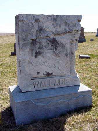 WALLACE, FRANK D. - Adair County, Iowa | FRANK D. WALLACE