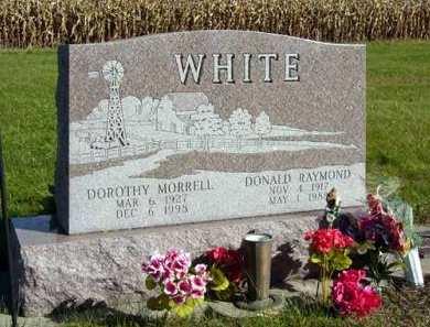 WHITE, DOROTHY - Adair County, Iowa | DOROTHY WHITE
