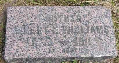 WILLIAMS, ALBERT H. - Adair County, Iowa | ALBERT H. WILLIAMS