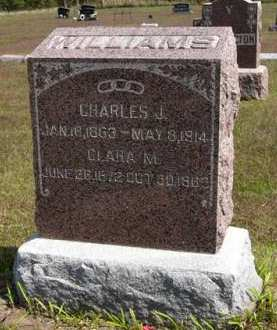 WILLIAMS, CLARA M. - Adair County, Iowa   CLARA M. WILLIAMS