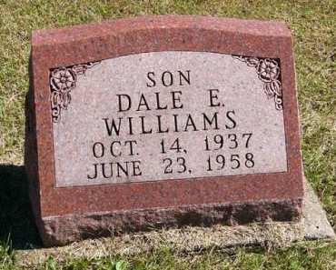 WILLIAMS, DALE E. - Adair County, Iowa | DALE E. WILLIAMS