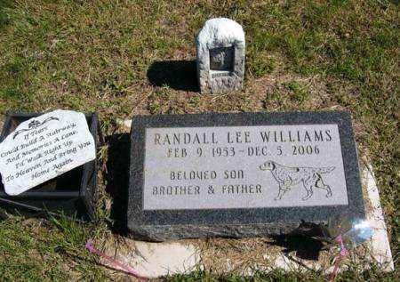 WILLIAMS, RANDALL LEE - Adair County, Iowa | RANDALL LEE WILLIAMS