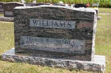 WILLIAMS, TRESSIE B. - Adair County, Iowa | TRESSIE B. WILLIAMS