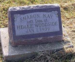 WOODSIDE, SHARON KAY - Adair County, Iowa   SHARON KAY WOODSIDE