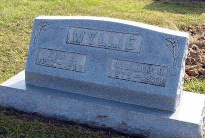 WYLLIE, EVA P. - Adair County, Iowa | EVA P. WYLLIE