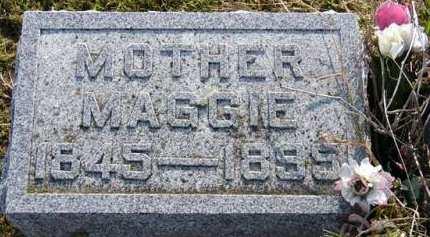 WYLLIE, MAGGIE - Adair County, Iowa | MAGGIE WYLLIE