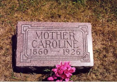 ANDERSON, CAROLINE (LARSON) - Adams County, Iowa | CAROLINE (LARSON) ANDERSON