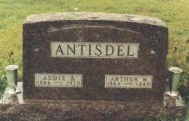 ANTISDEL, ADDIE BELLE - Adams County, Iowa | ADDIE BELLE ANTISDEL