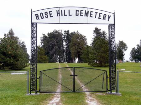 ROSE HILL, CEMETERY - Adams County, Iowa | CEMETERY ROSE HILL