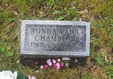 VAILL CHAMBERS, RONDA - Adams County, Iowa | RONDA VAILL CHAMBERS