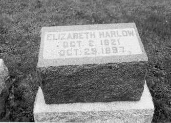 HARLOW, ELIZABETH - Adams County, Iowa | ELIZABETH HARLOW