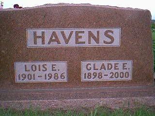 HAVENS, GLADE E. - Adams County, Iowa | GLADE E. HAVENS