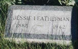 LEATHERMAN, JESSIE - Adams County, Iowa | JESSIE LEATHERMAN