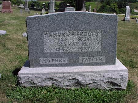 MCKELVY, SAMUEL - Adams County, Iowa | SAMUEL MCKELVY