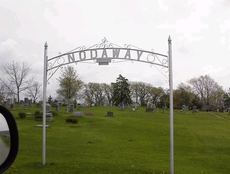 NODAWAY, CEMETERY - Adams County, Iowa | CEMETERY NODAWAY