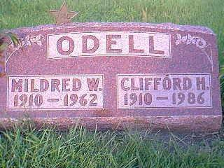 ODELL, CLIFFORD H. - Adams County, Iowa | CLIFFORD H. ODELL
