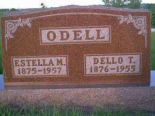 ODELL, DELLO T. - Adams County, Iowa | DELLO T. ODELL