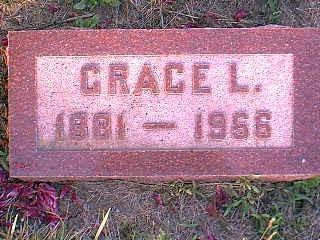 ODELL, GRACE L. - Adams County, Iowa | GRACE L. ODELL