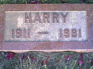 ODELL, HARRY - Adams County, Iowa | HARRY ODELL
