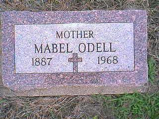 ODELL, MABEL - Adams County, Iowa | MABEL ODELL