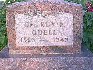 ODELL, ROY E. - Adams County, Iowa | ROY E. ODELL