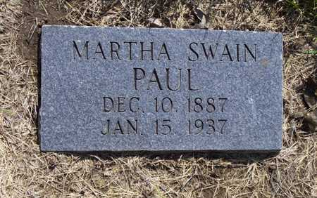 SWAIN PAUL, MARTHA - Adams County, Iowa | MARTHA SWAIN PAUL
