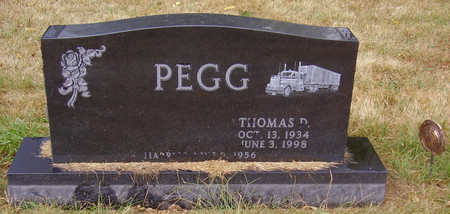 PEGG, THOMAS - Adams County, Iowa | THOMAS PEGG