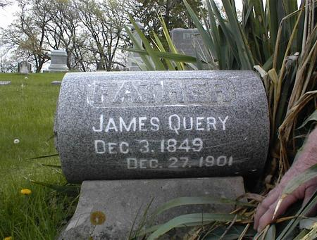 QUERY, JAMES - Adams County, Iowa | JAMES QUERY